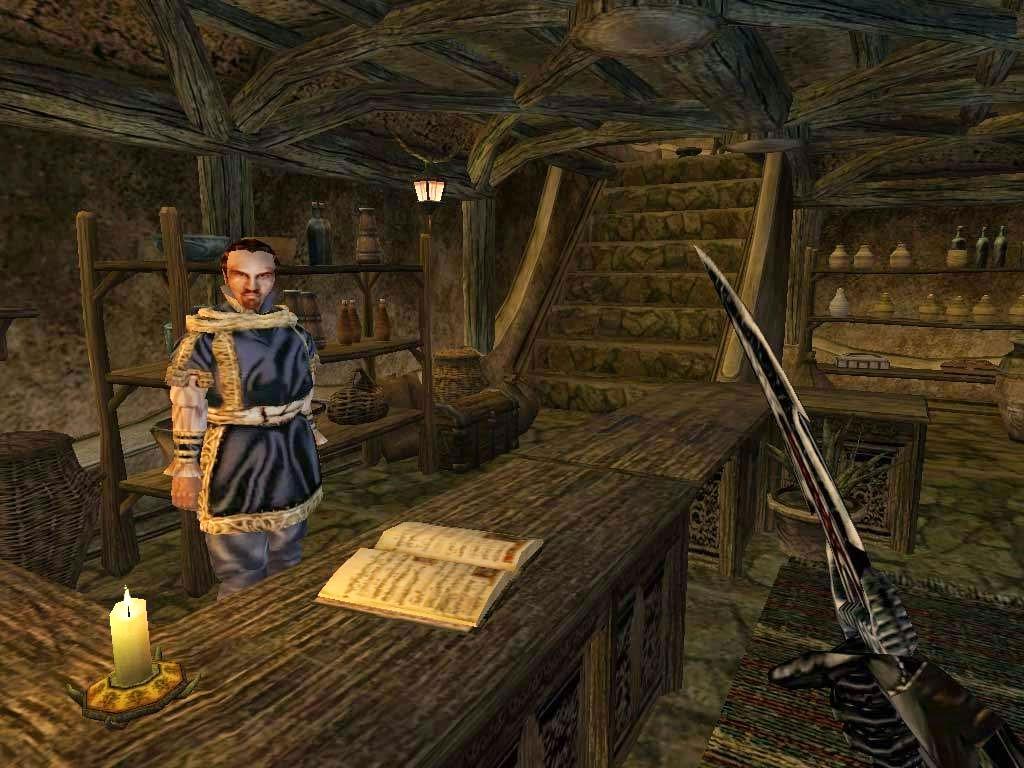 the elder scrolls iii morrowind download