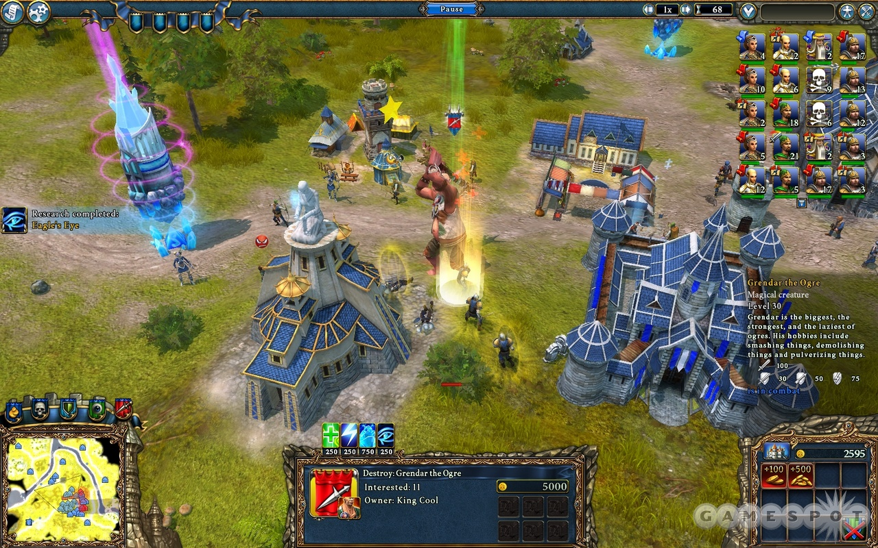Majesty 2 collection-prophet full game free pc, download, play.