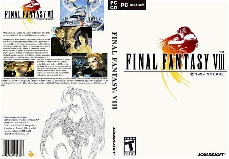 final fantasy viii pc download full