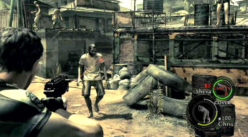 Resident evil 5-reloaded full game free pc, download, play.