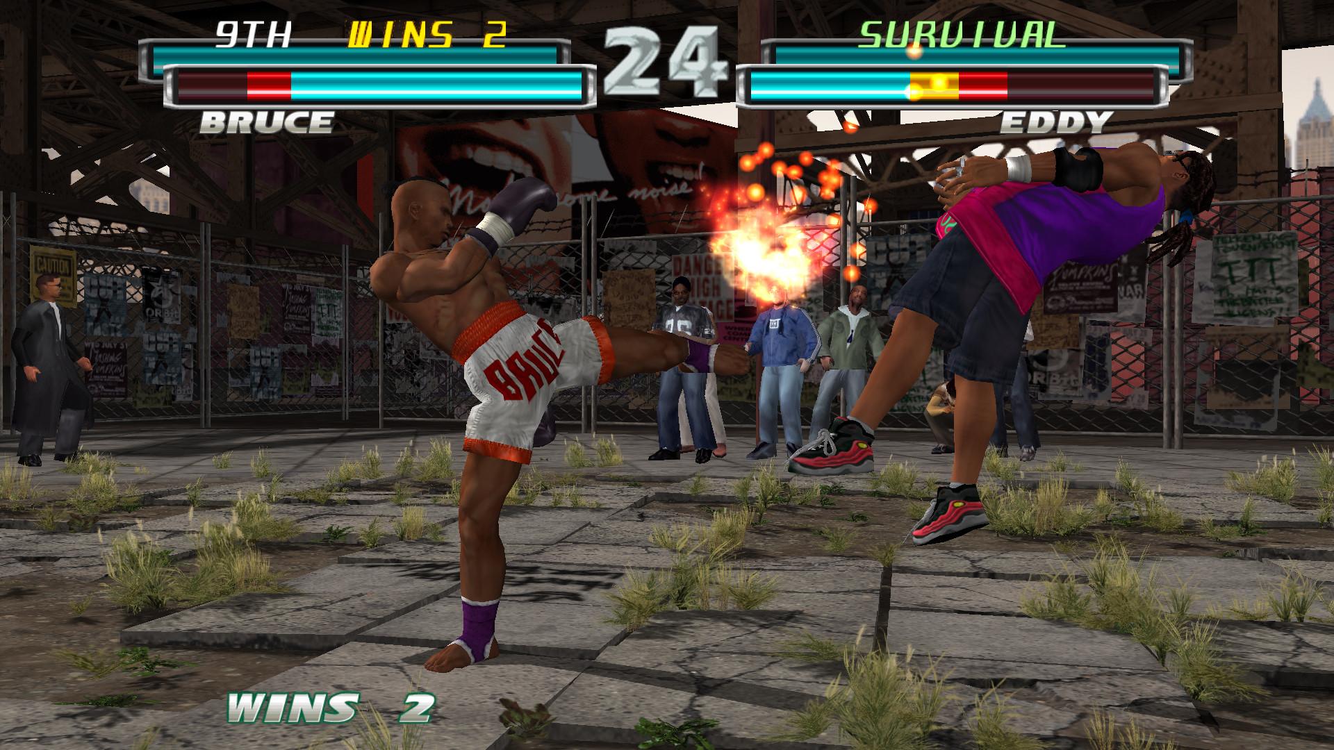 Tekken tag tournament 2 pc game download full v.
