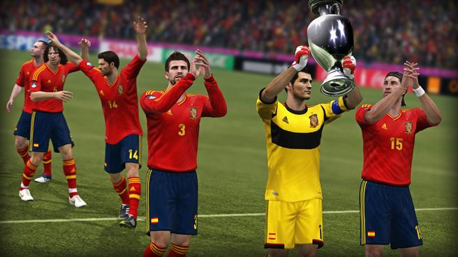 Ea sports uefa euro 2012 game lands as digital only title   t3.
