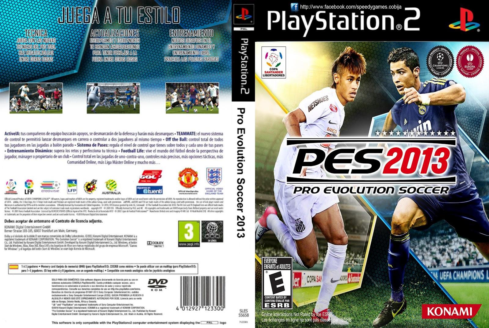 Pro evolution soccer 2013 (free) download latest version in.