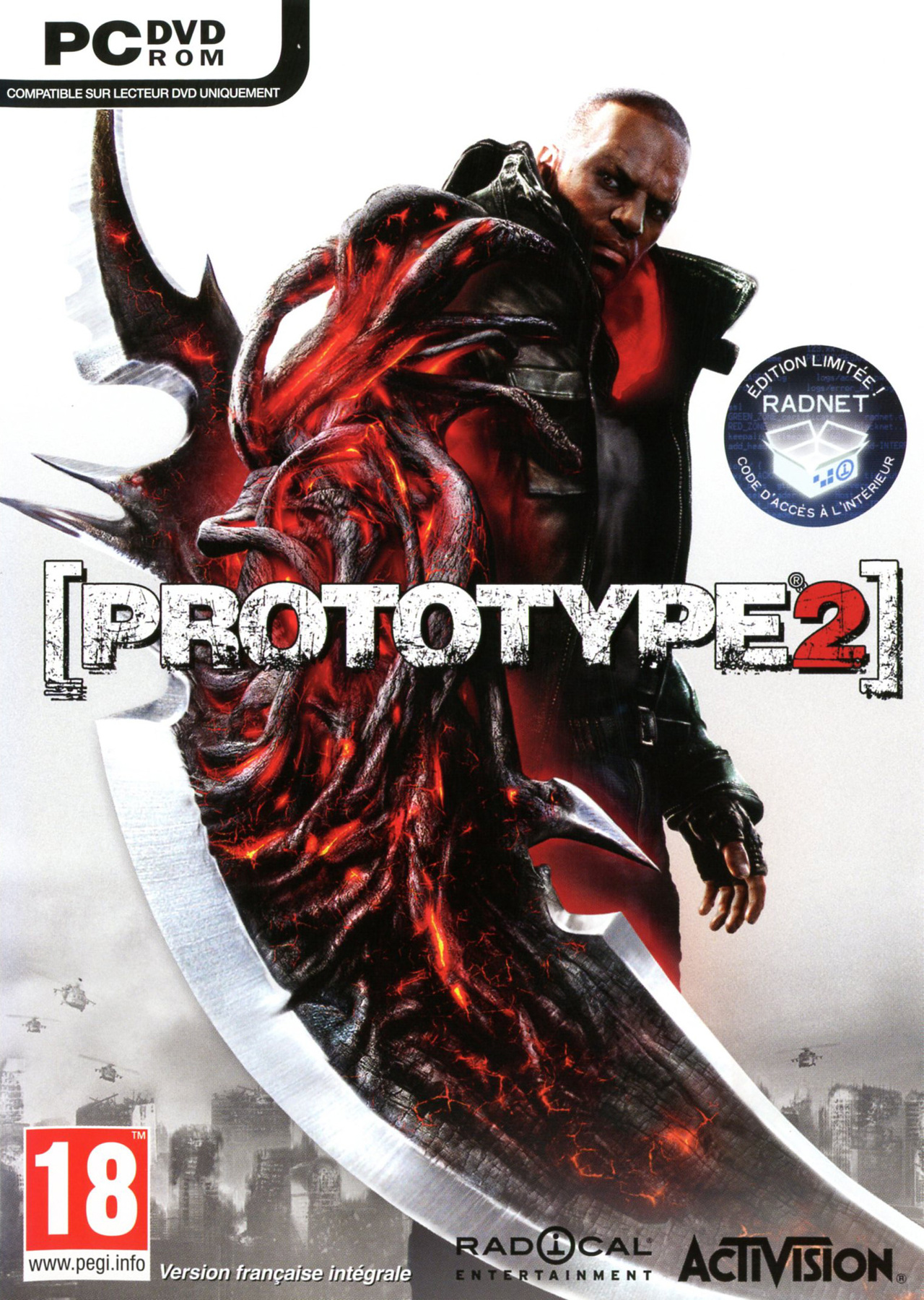 Prototype 2 french pack full game free pc, download, play.