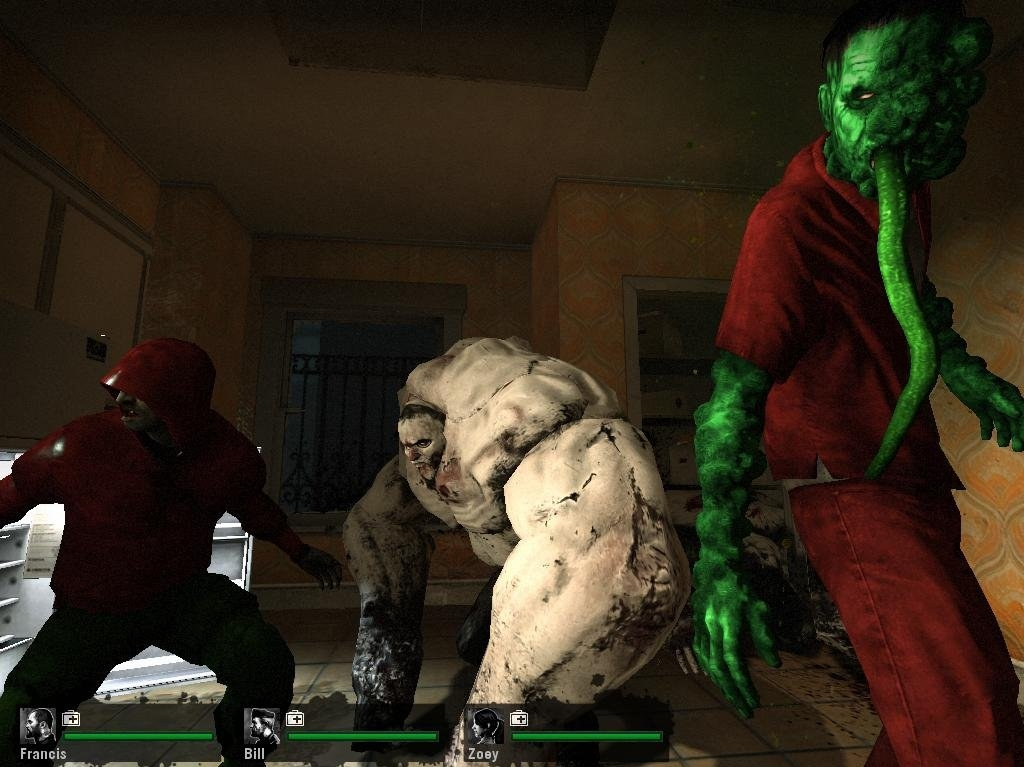 Download left 4 dead no steam