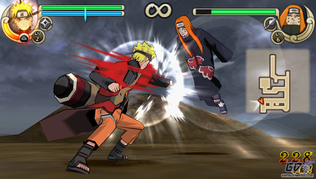 Naruto Shippuden: Ultimate Ninja Impact full game free pc