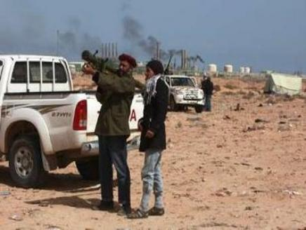 Al-Qaeda has allegedly acquired surface-to-air missiles in Libya (File)