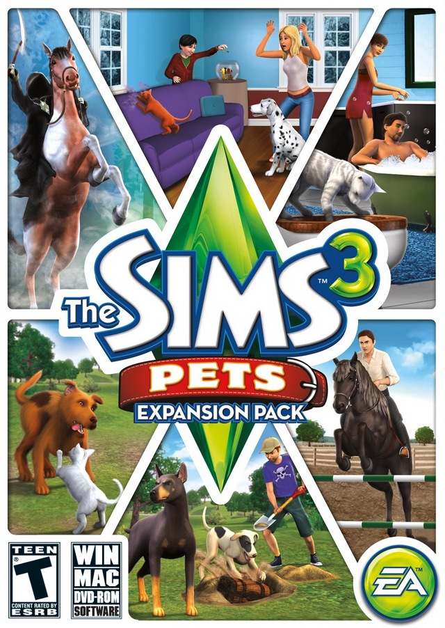 Sims 3 pets download pc.