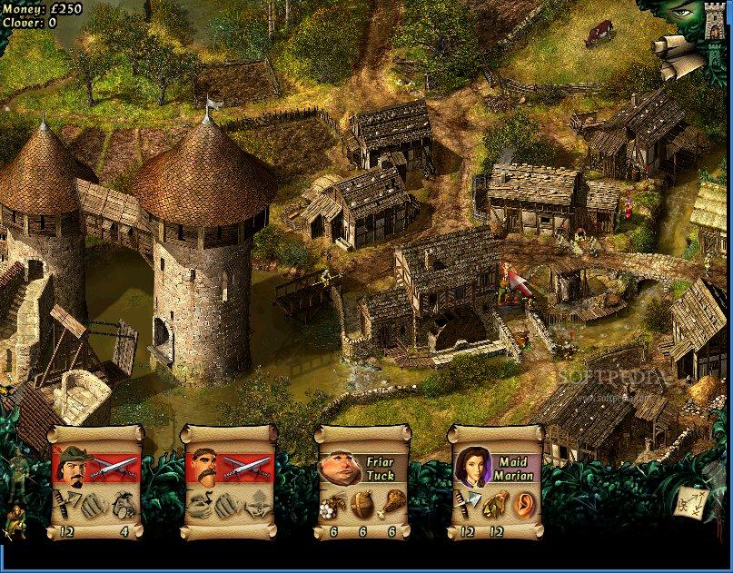 robin hood the legend of sherwood full game free pc download play