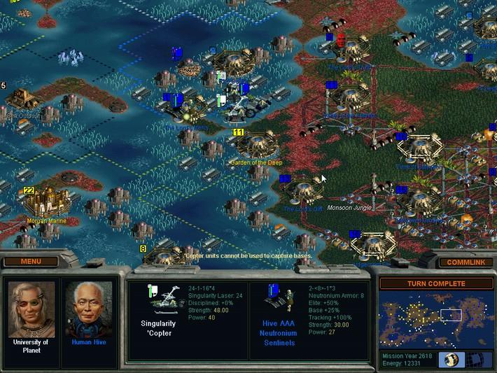 Sid Meier's Alpha Centauri full game free pc, download, play