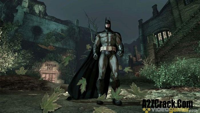 batman arkham asylum update patch v1 1-p2p full game free pc
