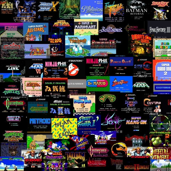 Super Nintendo For Pc Every Snes Rom And Emu Ever Full Game Free Pc