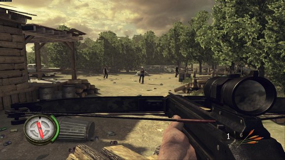 Download overkills the walking dead pc game free full version.