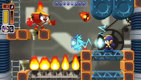 Mega Man Powered Up full game free pc, download, play  Mega