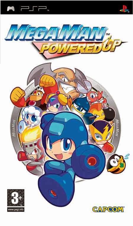 Mega Man Powered Up full game free pc, download, play  Mega