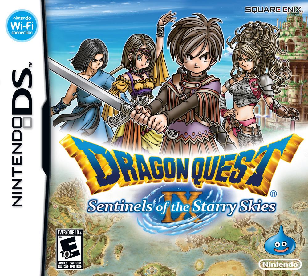 dragon quest 9 pc download free