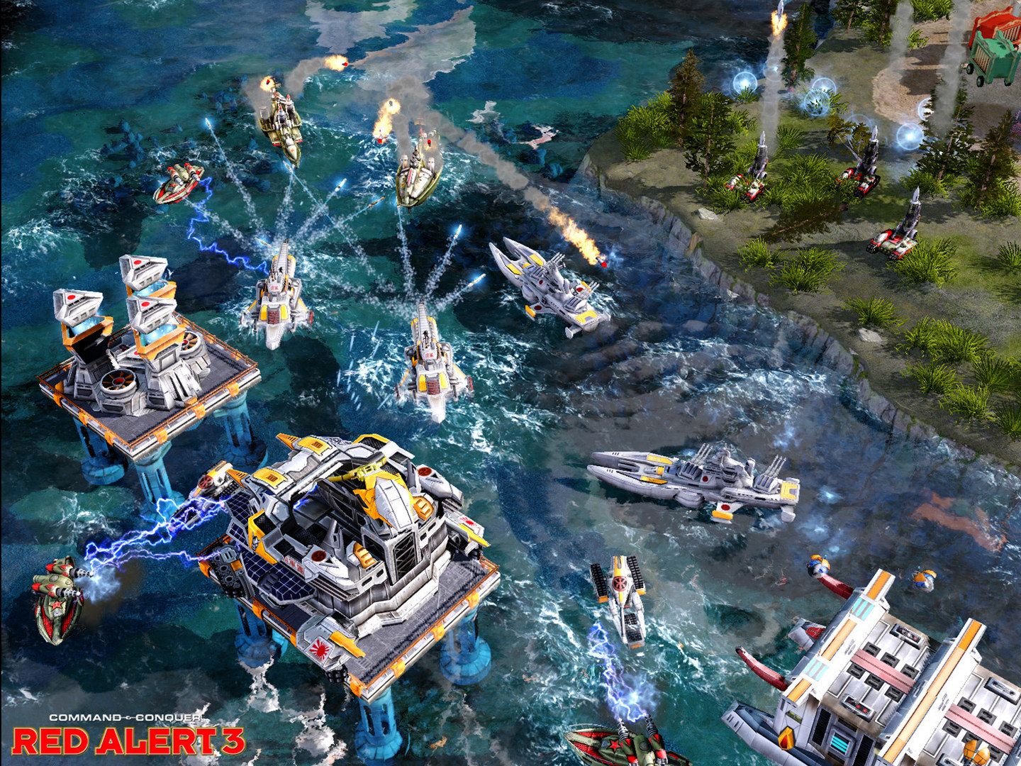 Download free software command & conquer red alert 2 1. 003 patch.