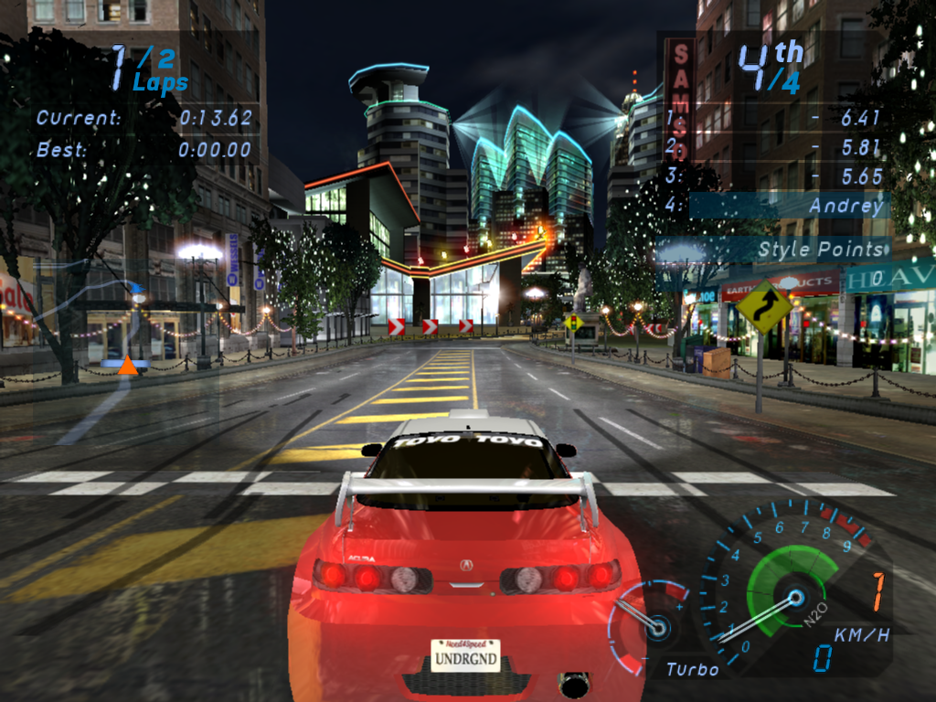 It's all about fun! : download & review: need for speed(nfs.