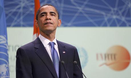 COP15 U.S. President Obama