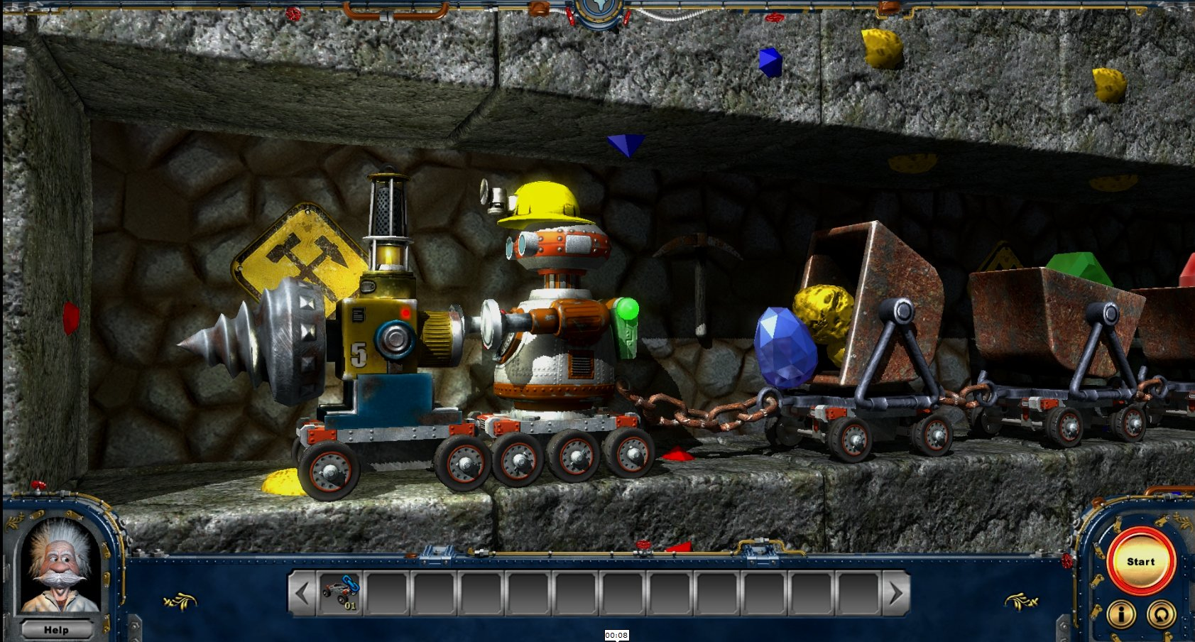 Crazy Machines 2 full game free pc, download, play  Crazy Machines 2